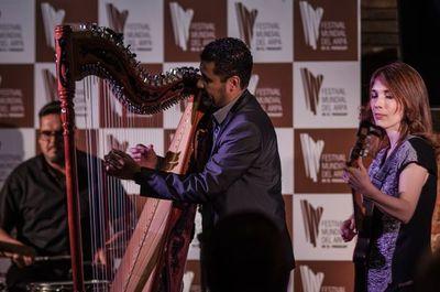 """Arranca """"XII Festival Mundial del Arpa"""" en Paraguay"""