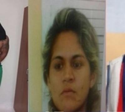 La Policía capturó a cuatros presuntos asaltabuses