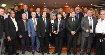 """Los campeones del 79 ya son """"ciudadanos ilustres"""""""