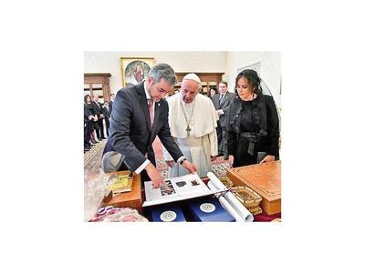 Presidente   visitará  por segunda vez al   papa Francisco