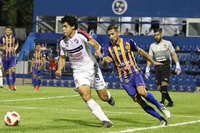 Copa Paraguay: Luqueño supera a Nacional y continúa en competencia