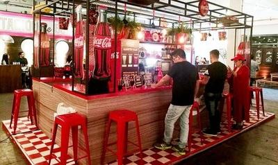 HOY / Coca-Cola deleitó en feria Paladar 2019