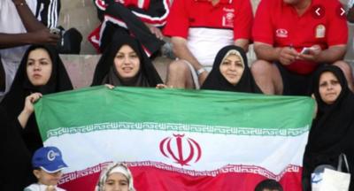 """HOY / FIFA exige a Irán que garantice """"la libertad y la seguridad de las mujeres"""""""