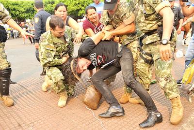 Detenidos responderán por varios hechos punibles
