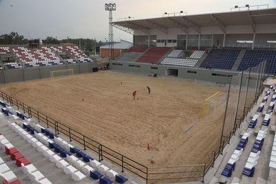 Quieren albergar el Mundial de fútbol playa 2021
