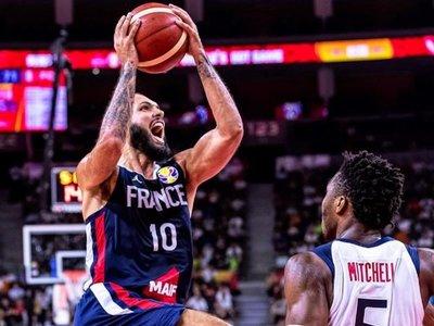 Francia elimina al campeón EE.UU. y jugará semifinales con Argentina