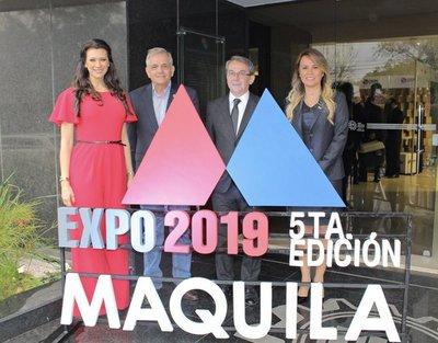 Organizan quinta edición de la Expo Maquila