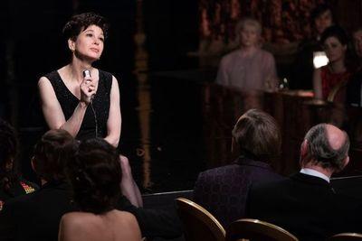 Renée Zellweger reconoce su emoción interpretando a Judy Garland