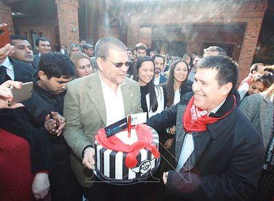 Bancada HC no asistió al aniversario de la ANR en protesta contra Gobierno de Abdo