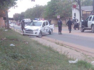 Atacaron a policías para liberar a un preso que era trasladado