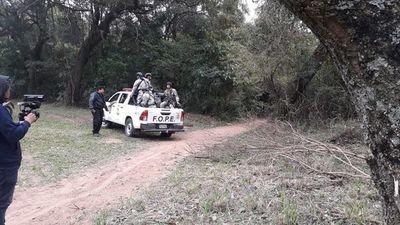 Rodean zona del Jardín Botánico en busca de Samura y los atracadores que lo liberaron