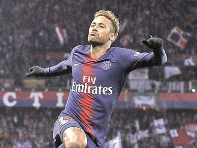 Neymar y la operación reconquista de París