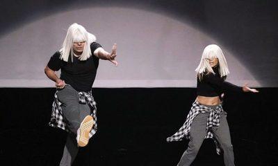 Jennifer López y Jimmy Fallon recrearon los pasos de baile más icónicos