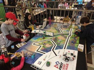 Organizan torneo de robótica en región de las Tres Fronteras