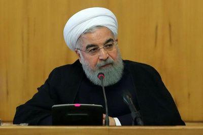 """Para Rohani conversaciones con EE.UU. """"no tienen sentido"""" si no se levantan sanciones"""