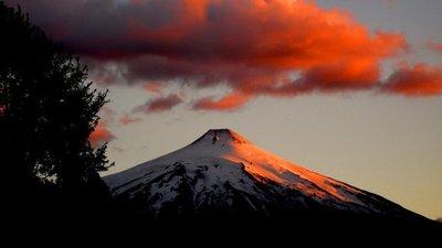 Alerta en Chile ante posible erupción de volcán