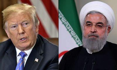Trump piensa levantar las sanciones a Irán