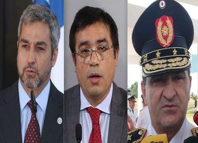 Cmdte. de la Policía fue destituido y se aceptó renuncia de ministro Ríos