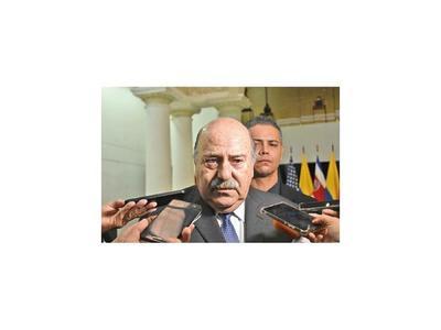 Policías brasileños dispararon a contrabandistas, dice embajador