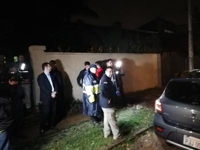 """Rescate del narco """"Samura"""": Fiscalía realizó 4 allanamientos y encontró G. 8 millones en la casa de un guardiacárcel"""