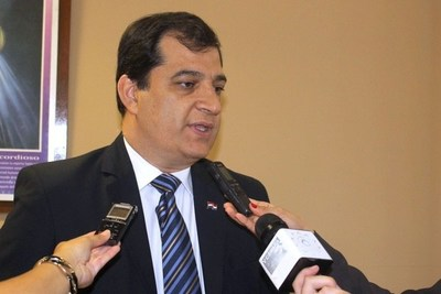 Eber Ovelar sería el nuevo ministro de Justicia, tras la renuncia de J. J. Ríos