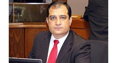 Eber Ovelar nuevo ministro de Justicia