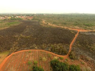 Alarmantes focos de incendios registrados en el Alto Paraná