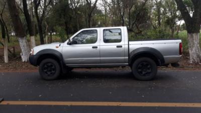 Hallan camioneta presuntamente utilizada para la fuga de Samura