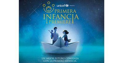 UNICEF invita a mejorar el futuro invirtiendo en la primera infancia