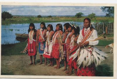 Los originales: serie sobre las familias lingüísticas indígenas del Paraguay