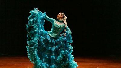 El ballet tiene forma de flor