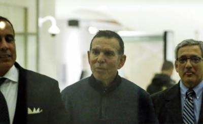 HOY / FIFA inhabilita de por vida a Juan Ángel Napout