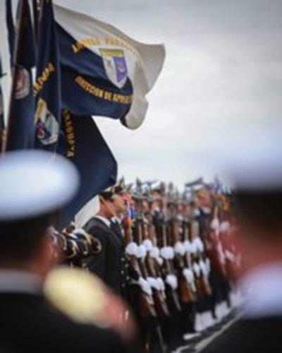 Conmemoran Día de la Armada Paraguaya