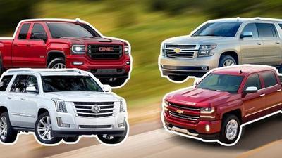 General Motors llama a revisión 3,46 millones de camionetas y SUV por problemas de frenos