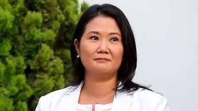 Reducen prisión preventiva de Keiko Fujimori en Perú