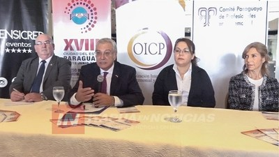 PARAGUAY RECIBIRÁ A LOS MÁS DESTACADOS EXPONENTES DE PROTOCOLO INTERNACIONAL