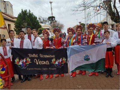 Ballet Vesna conmemorará 30 años de la cultura ucraniana en el país