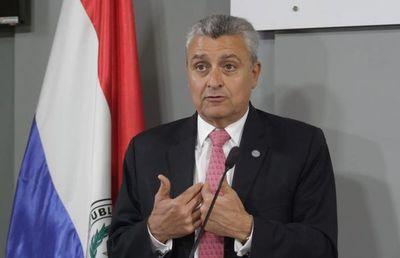 Senadores oficializan pedido de interpelación al ministro del Interior