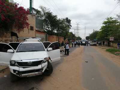 Detienen a director y guardiacárceles de Emboscada por fuga de líder narco