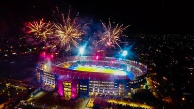 """HOY / La Conmebol pide """"que nada empañe el brillo de la final de la Sudamericana"""""""