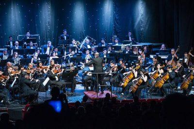 Orquesta Sinfónica ofrece concierto en el Festival Mundial del Arpa