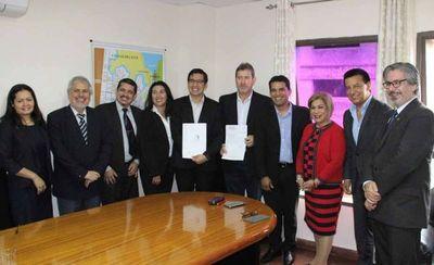 Ministra de la Corte hace visita de inspección en Ciudad del Este
