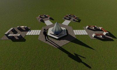 Aprueban construcción de monolito de JCI en cercanías del Lago La República