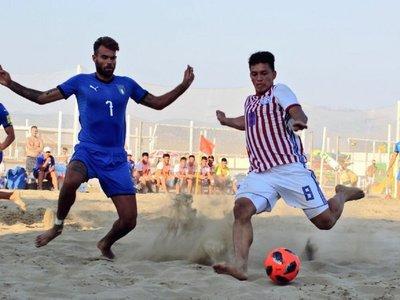 Playa: Entre sorteo y la Copa