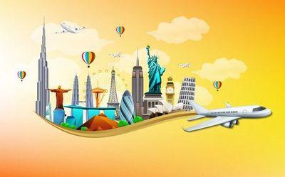 Feria de viajes y turismo en Paseo La Galería