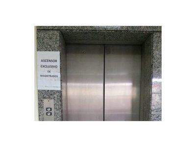 Procesados VIP usaban ascensores privados del Palacio de Justicia y la Corte abre investigación