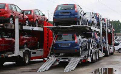 Ingreso de vehículos al país cae en un 21,3%