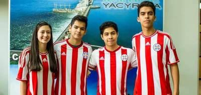 Cuatro representantes paraguayos compiten en la Olimpiada Iberoamericana de Matemáticas