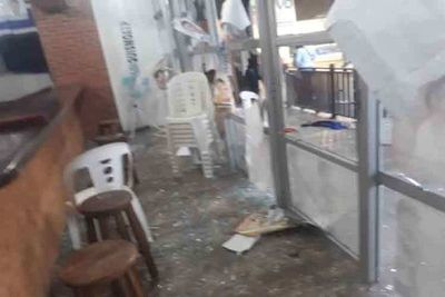 Choques callejeros entre oficialistas y opositores dejan heridos en Bolivia