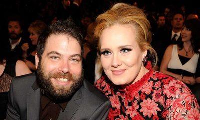 Adele presentó los papeles del divorcio